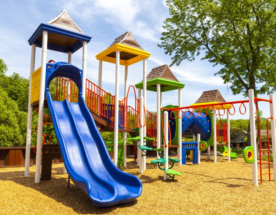 playground ground coverings