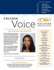 CALCASA Voice