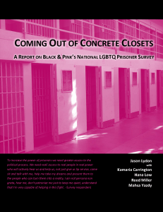 Cover - Coming Out of Concrete Closets