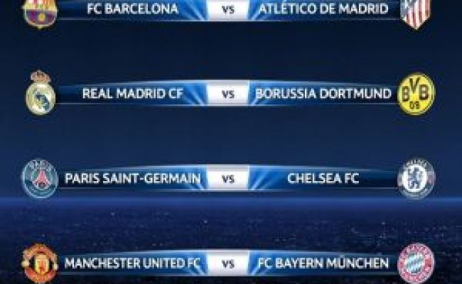 Champions League Notizie Partite Risultati Classifica