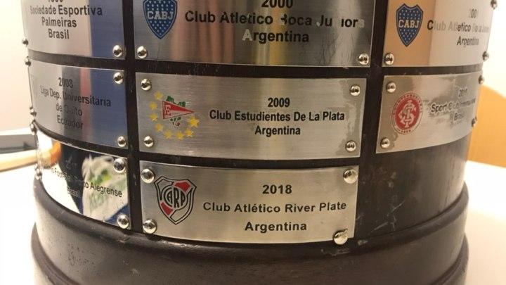 Il River Plate è Campéon!