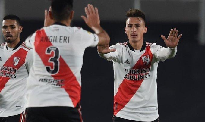 Primo round Libertadores: River vs Atlético Mineiro