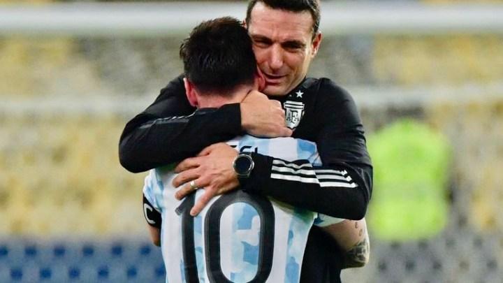 Scaloni e Messi: le voci del dopo Argentina-Bolivia