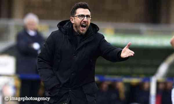 """Liverpool-Roma, Di Francesco: """"Serve una prestazione da squadra"""""""