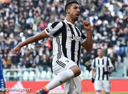 Esultanza-Khedira-Juventus-Sassuolo