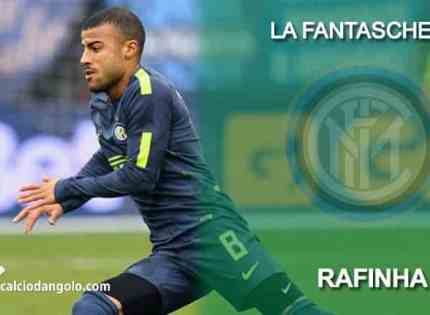FANTACALCIO-FANTASCHEDA-RAFINHA-INTER