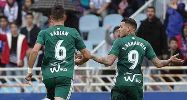 UFFICIALE: Napoli, arriva Fabian Ruiz dal Real Betis