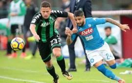 Serie A, tutto su Sassuolo-Napoli: orario, probabili formazioni e dove vederla