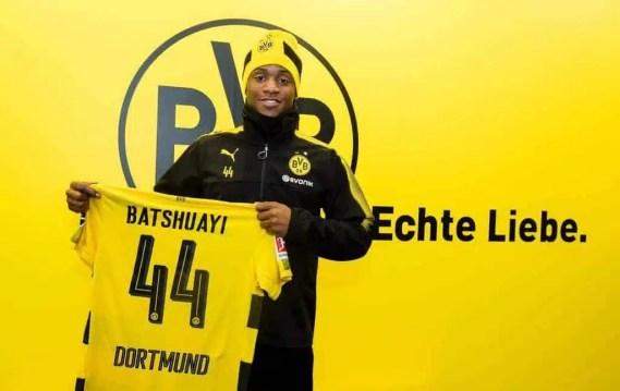UFFICIALE: Borussia Dortmund, arriva Batshuayi dal Chelsea