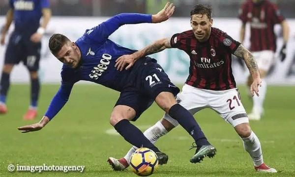 Milan e Lazio non si fanno male. Finisce 0-0 il primo round di San Siro