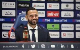"""Cagliari, Castan si presenta: """"Qui grazie a Nainggolan. Voglio riscattarmi"""""""