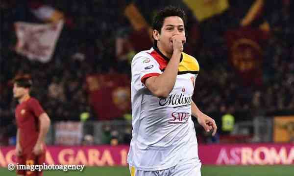 Calciomercato Sassuolo, De Zerbi vuole Guilherme in neroverde