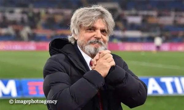 """Calciomercato Sampdoria, Ferrero: """"Ci piace Defrel. L'Inter ci propone Eder per Praet"""""""