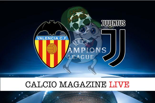 Champions League  Pjanic stende il Valencia la Juventus vince 02