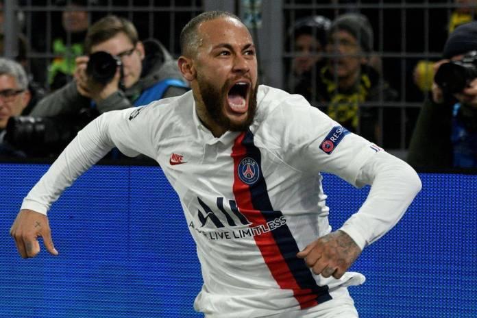 Juve Neymar transfer market