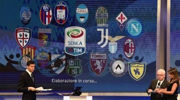 Calendario Serie A Dove Vederlo.Sorteggio Calendario Serie A 2019 2020 Data E Dove Vederlo