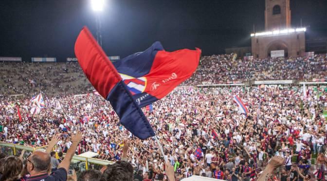Bologna in tripudio: dopo un anno, è di nuovo serie A