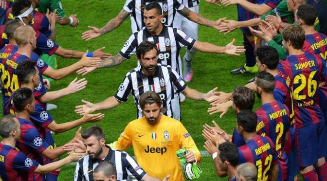 Champions: Barca troppo forte, Juve l'orizzonte è l'Europa