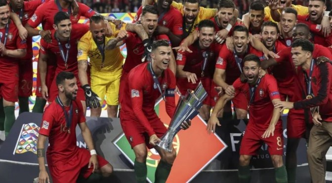 Nations League 2019: trionfa il Portogallo di Cristiano Ronaldo