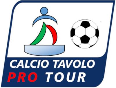 calcio tavolo pro tour logo