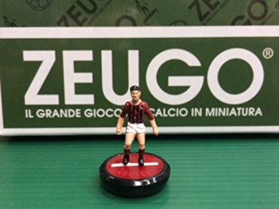 Squadra subbuteo zeugo Milan