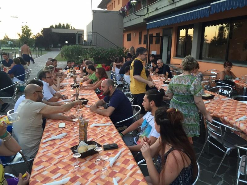 cena sociale dl comitato regionale lombardia subbuteo a cremona