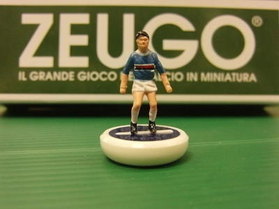 Squadra zeugo subbuteo sampdoria