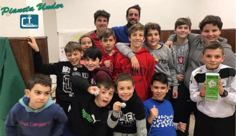 Squadra GS Alberino Subbuteo