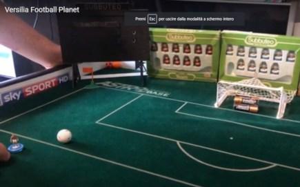 Torneo Subbuteo Subbuteoland e Versilia Football Planet