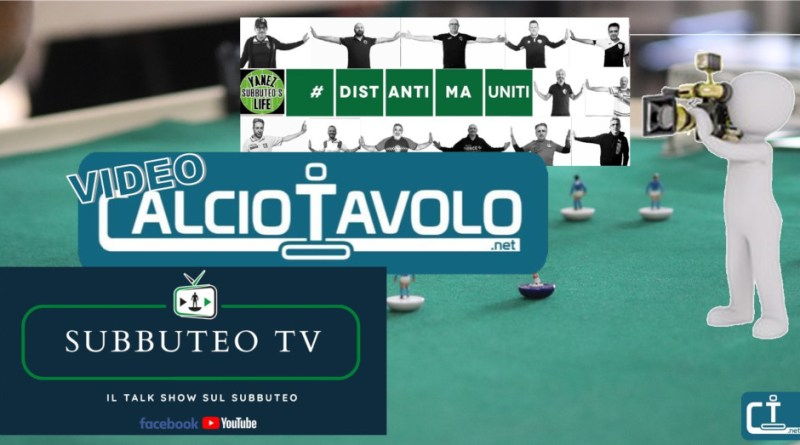 video subbuteo
