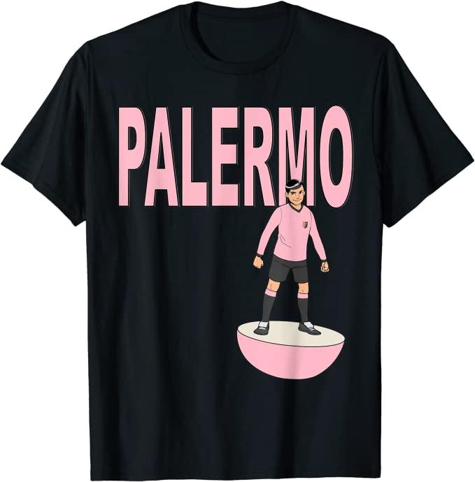 t-shirt Palermo subbuteo