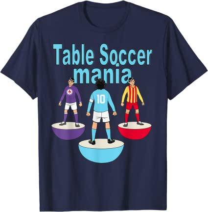 t-shirt Subbuteo mania