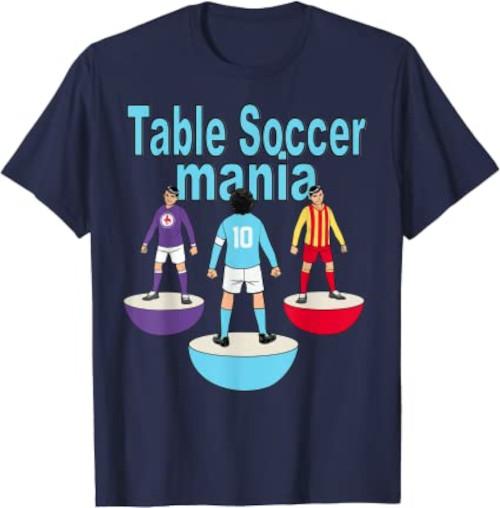 table soccer mania subbuteo