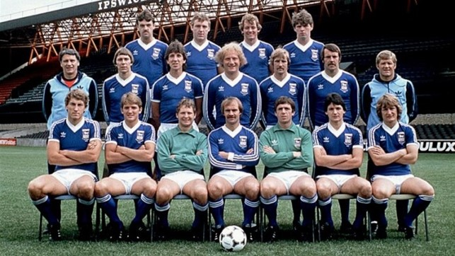 Ipswich Town 1980