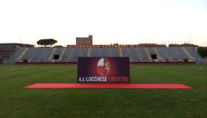 Lucchese - Stadio logo