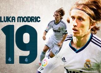 Luca Modric Real