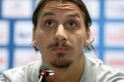 Zlatan Ibrahimovic viso