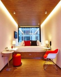 Citizenm Micro Hotel In Big Apple Nyc
