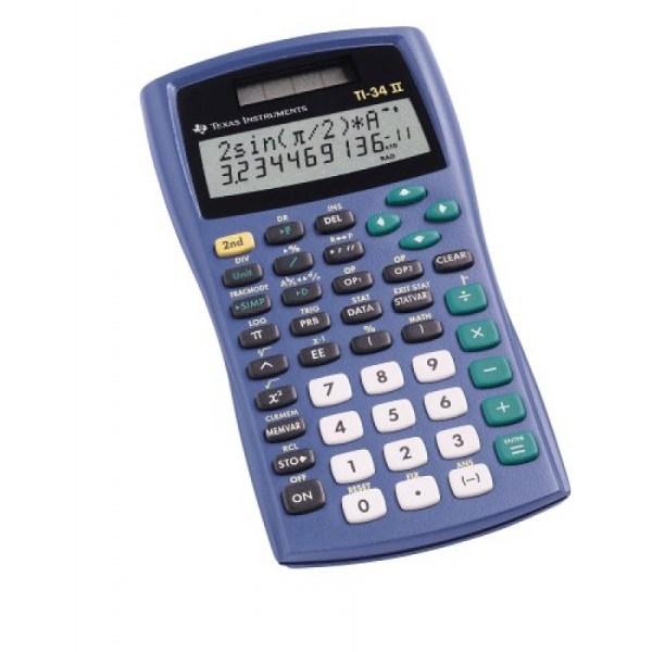 Texas Instruments Ti-34 Ii Calculator - Calculators