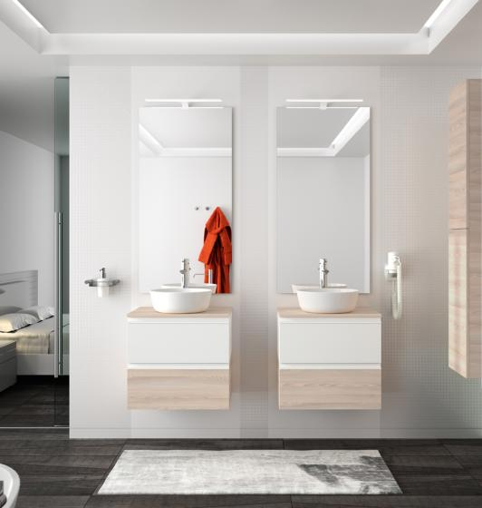 Salgar y Torvisco: Muebles y platos de ducha de calidad para tu baño