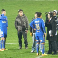 Universidad de Chile (3) - Cobresal (0)