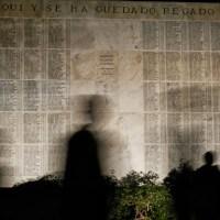 Recorrido Nocturo Popular en el Cementerio General