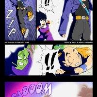 Dragon Ball: Wrong time