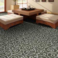 Legacy Fibonacci Printed Carpet