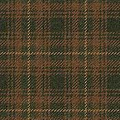 Scottish Plaid Pattern Carpet
