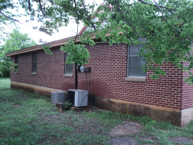commercial building Fort Towson OK  Caldwell Real Estate