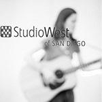 Christine Parker: Photos From A Recording Session at Studio West