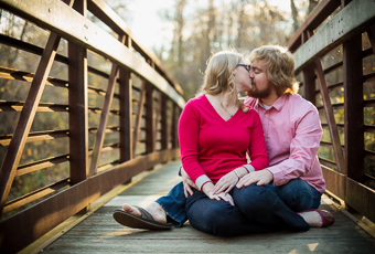 Couples Portraits in Mechanicsville, VA – Kara & Chadwick