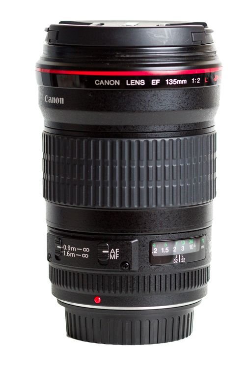 Canon EF 135mm f/2L USM review