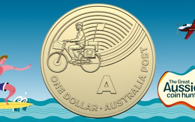 The Great Aussie Coin Hunt and the Counterfeit Word